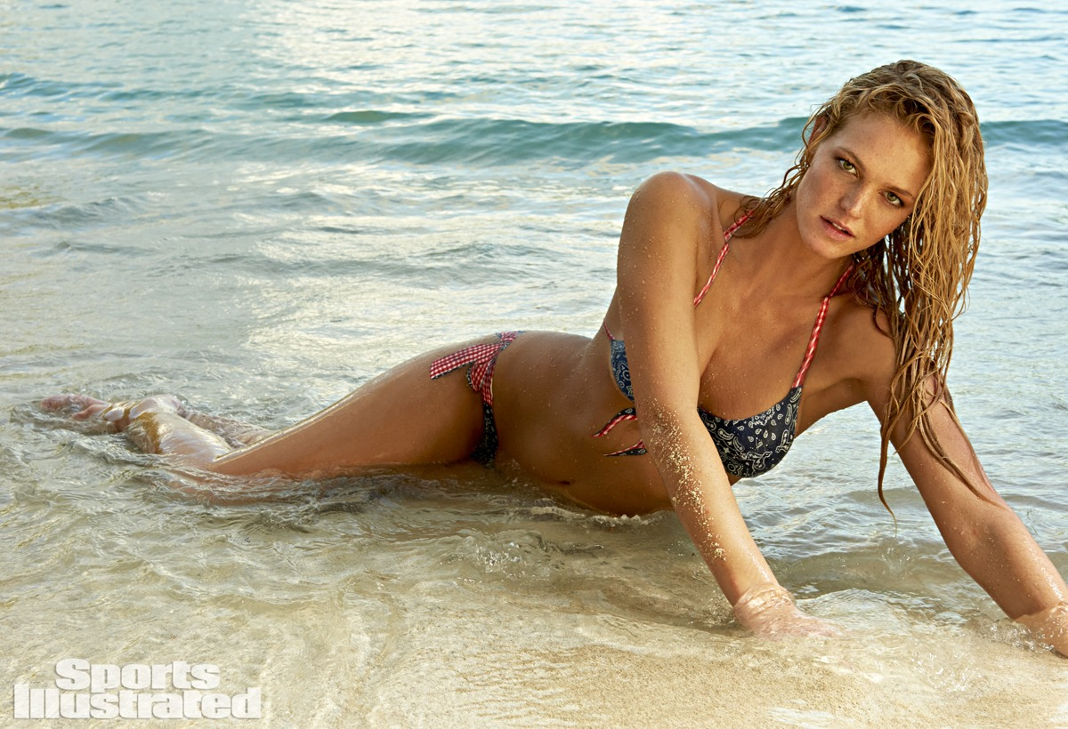 Erin Heatherton, SI Swimsuit 2015