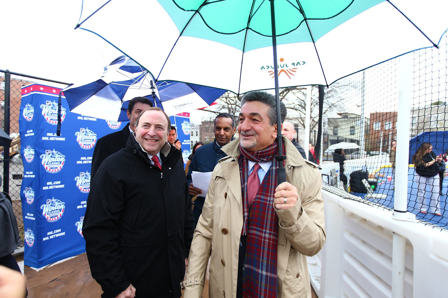 SI's Simon Bruty and Dan Greene spent the day with Ted Leonsis, owner of multiple sports franchises in the Washington, D.C. area, including the Wizards (NBA), Capitals (NHL) and Mystics (WNBA).