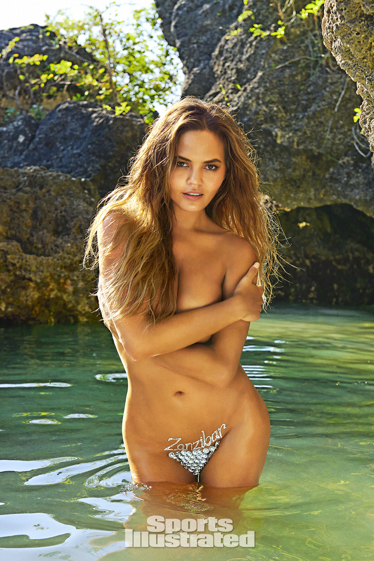 Chrissy Teigen, SI Swimsuit 2016