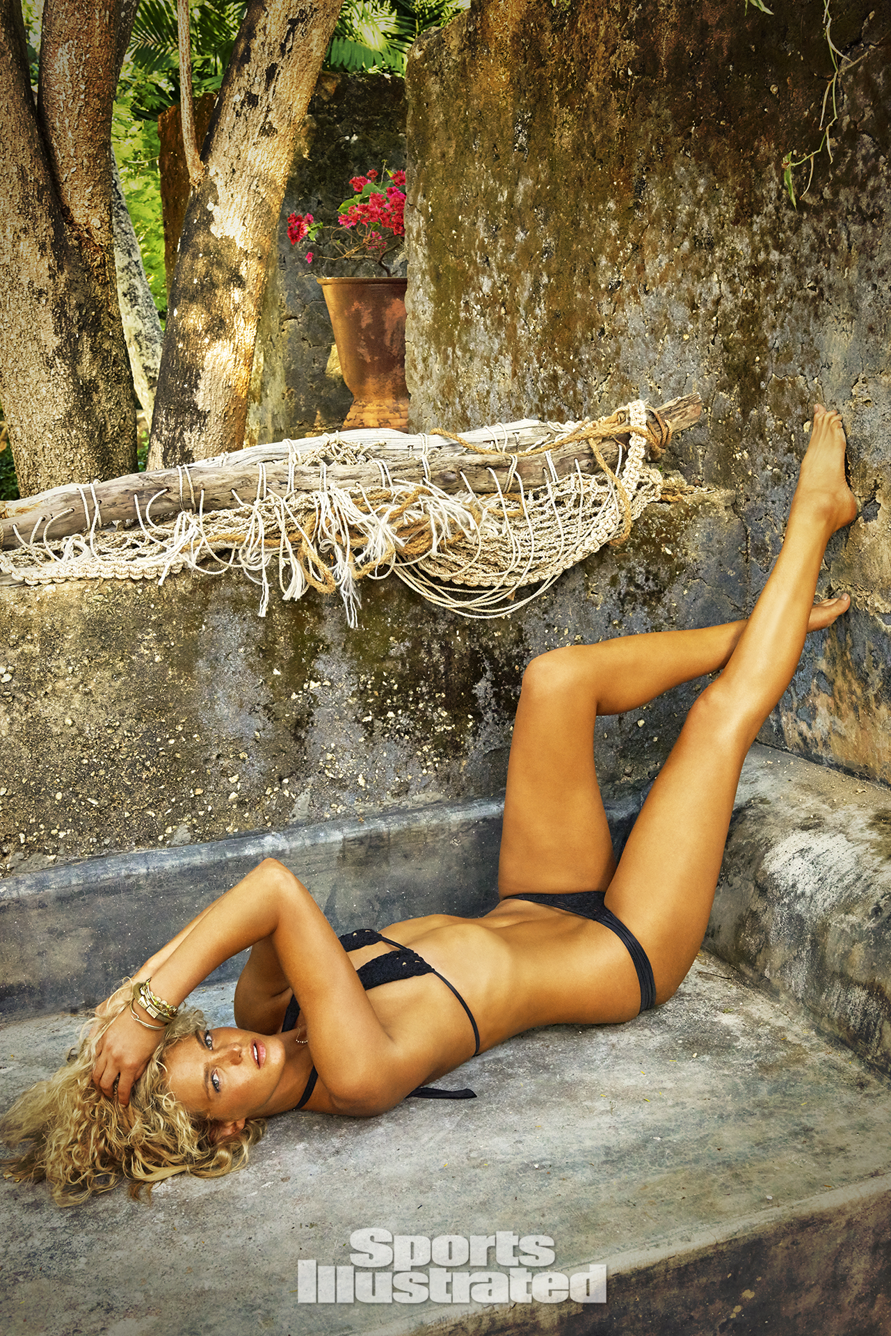 Erin Heatherton, SI Swimsuit 2016
