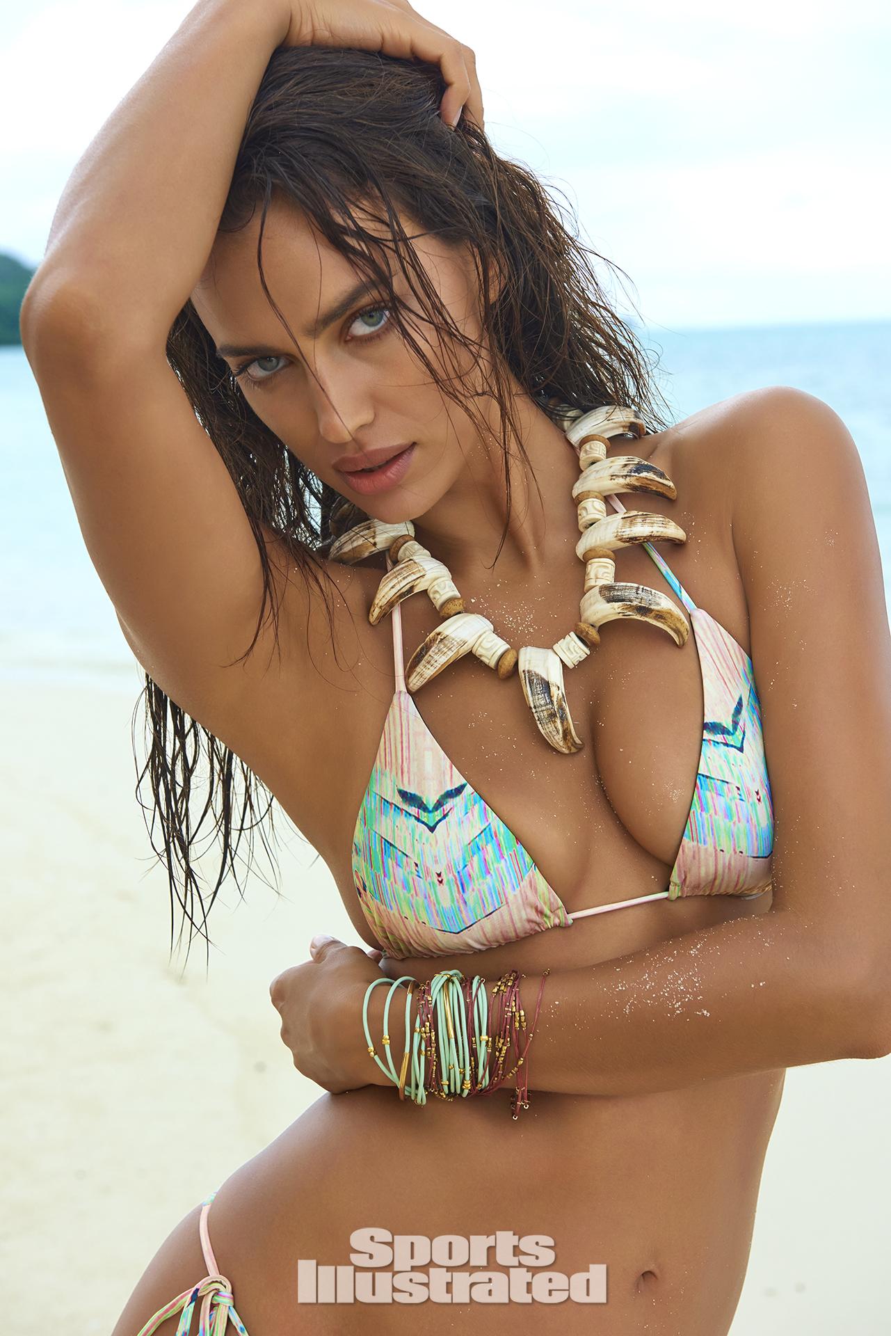 Irina Shayk, SI Swimsuit 2016