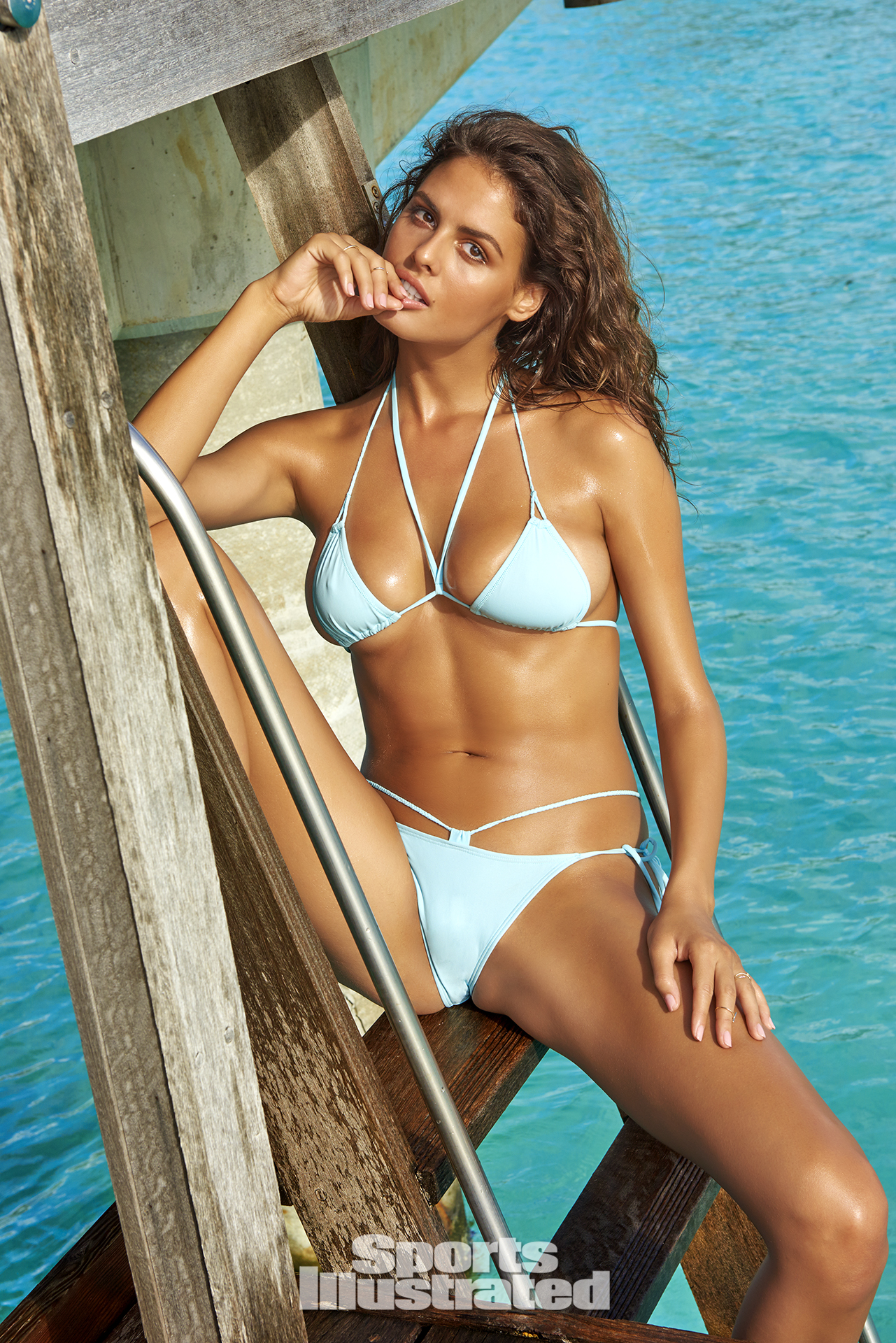 Bo Krsmanovic, SI Swimsuit 2016