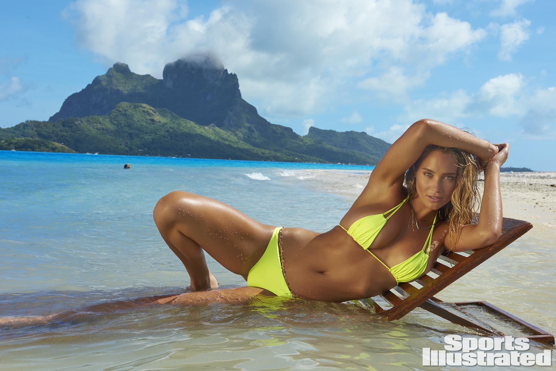 Hannah Davis, SI Swimsuit 2016