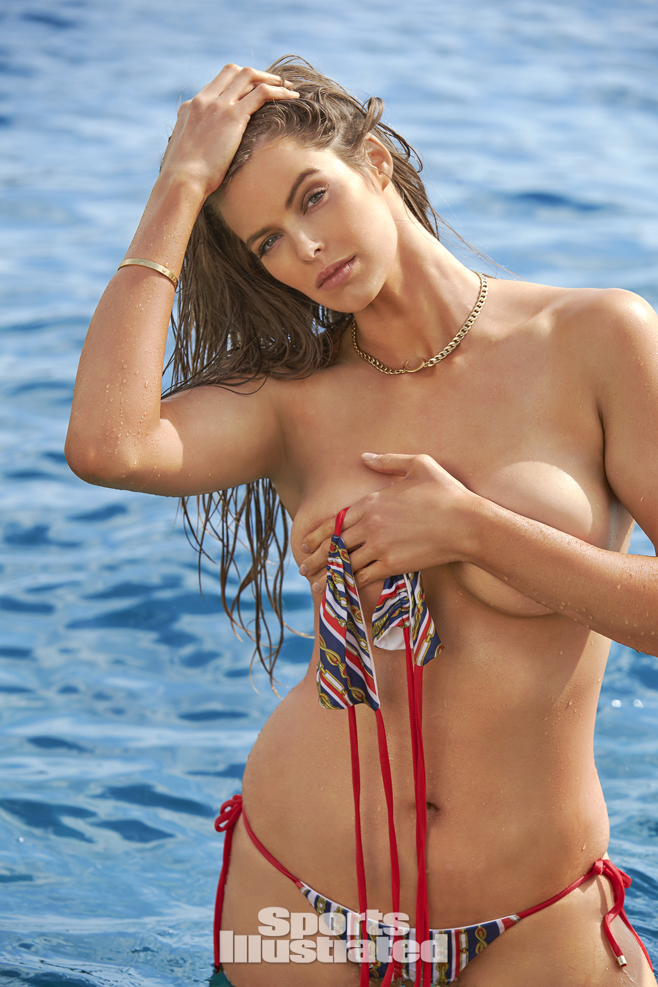 Robyn Lawley, SI Swimsuit 2016