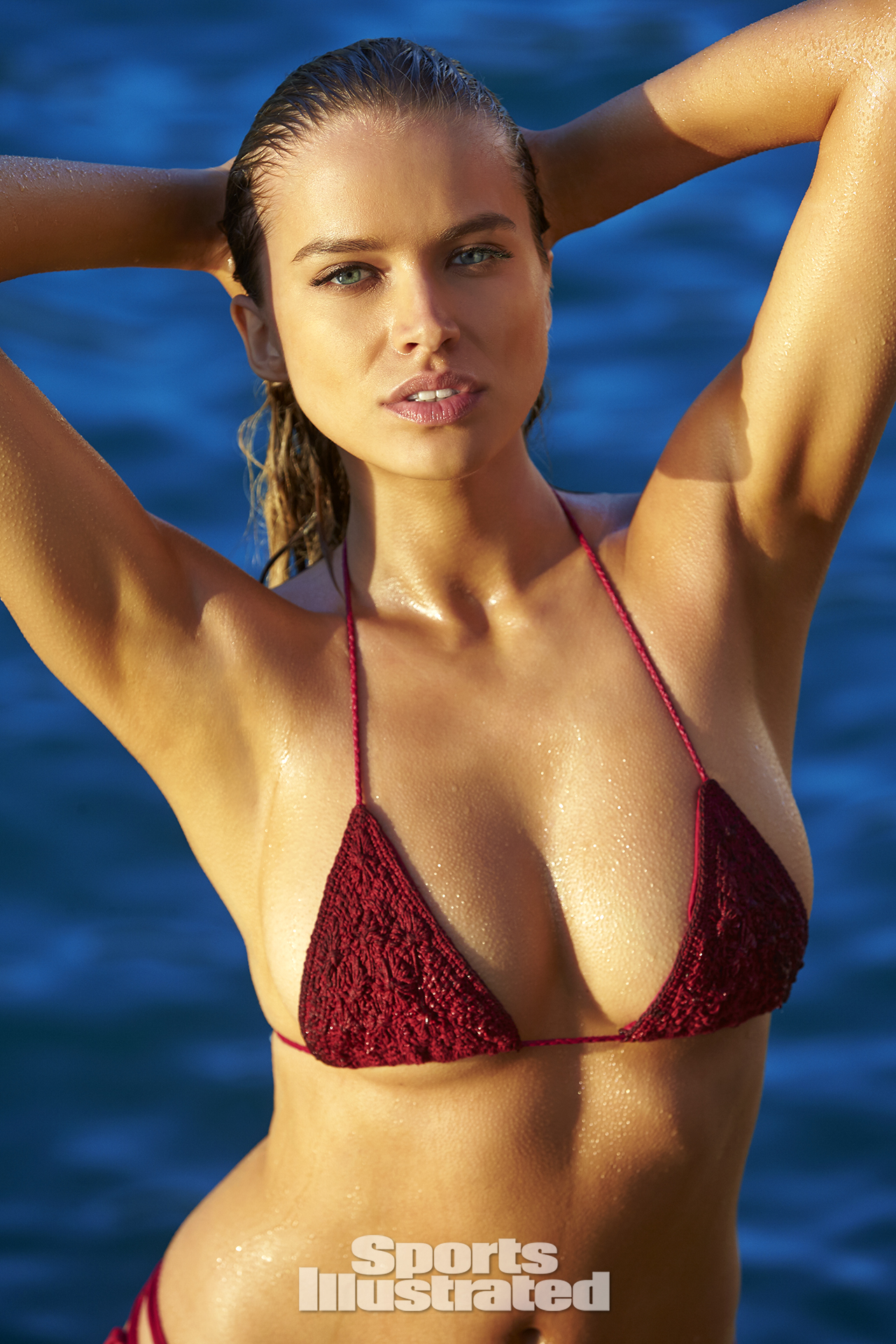 Tanya Mityushina, SI Swimsuit 2016
