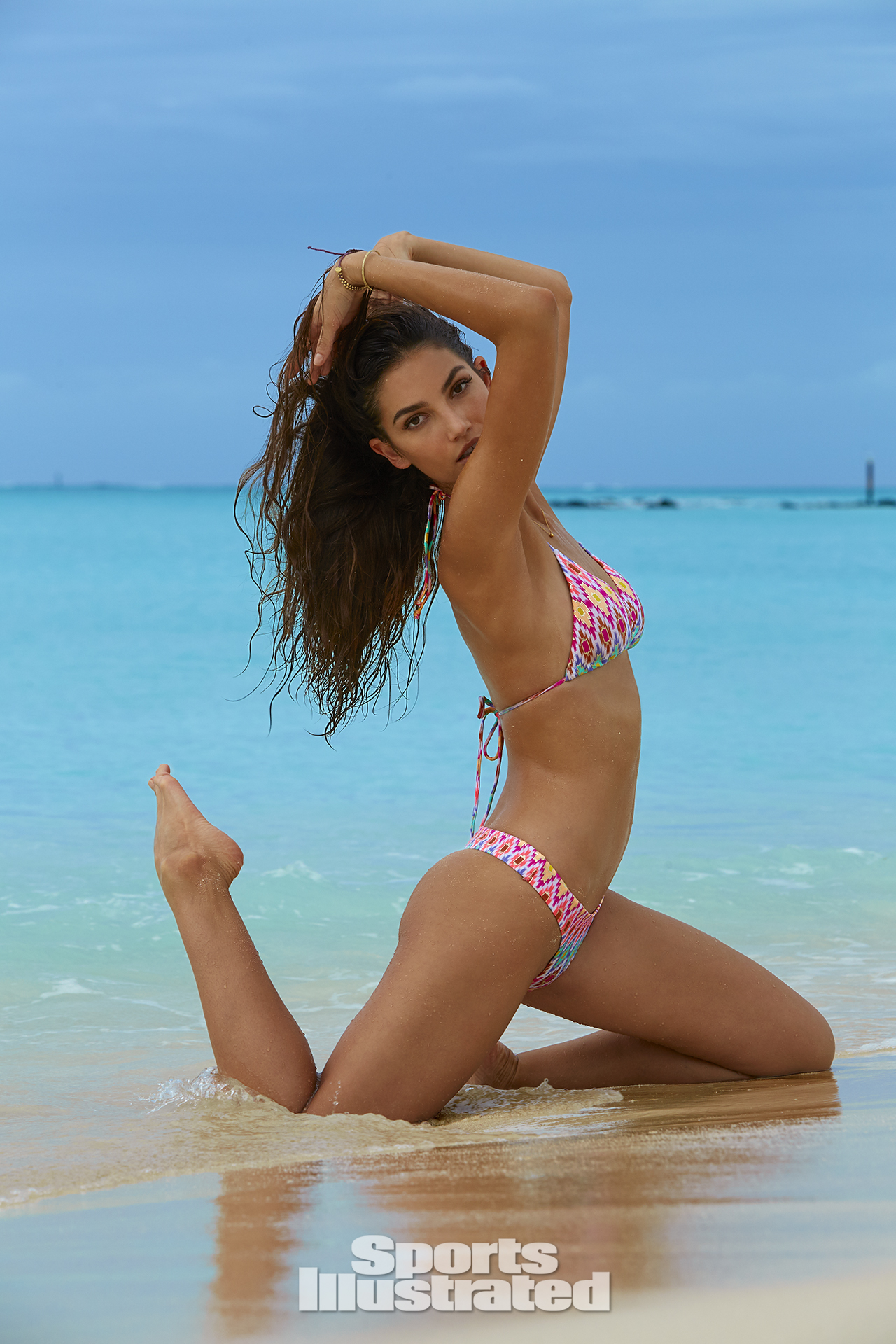 Lily Aldridge, SI Swimsuit 2016