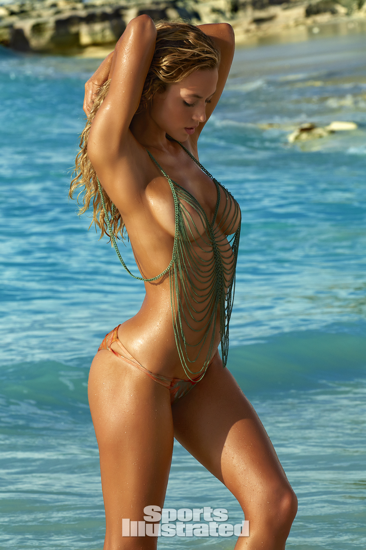 Hannah Ferguson, SI Swimsuit 2016