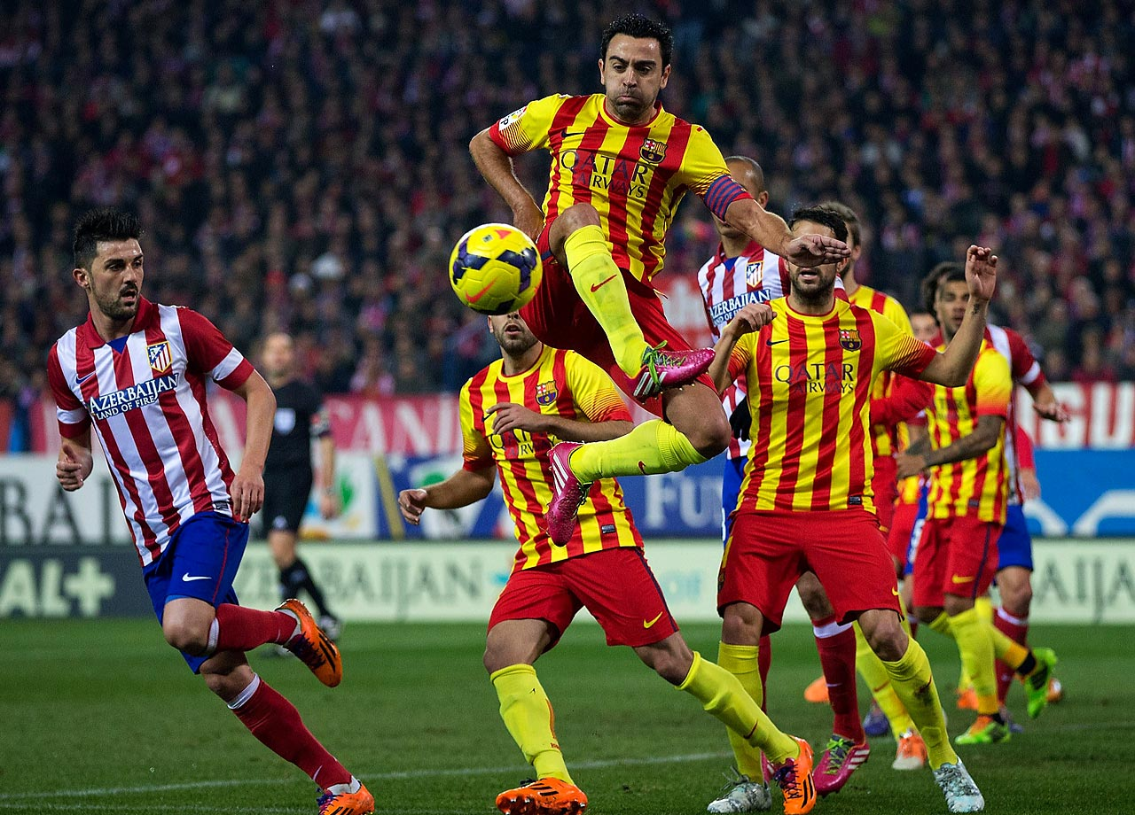 Barcelona and Spain's midfield maestro, few players in the world can pass the ball like Xavi. His high completion percentage shows the beauty of the simple game and how effective it can be if coupled with next-level soccer IQ. Spanish manager Vicente del Bosque will have to find the right partners for Xavi, as Andrés Iniesta and Sergio Busquets are on the club side.