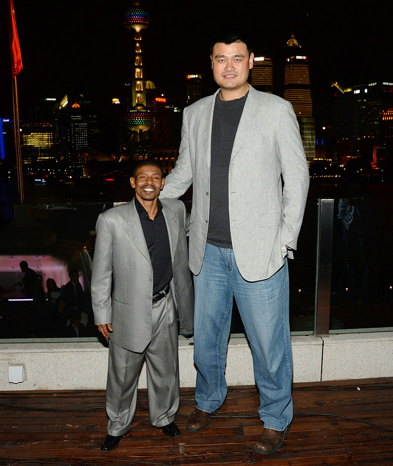 Yao Ming House Kobe Bryant Trash Talks Yao Ming But