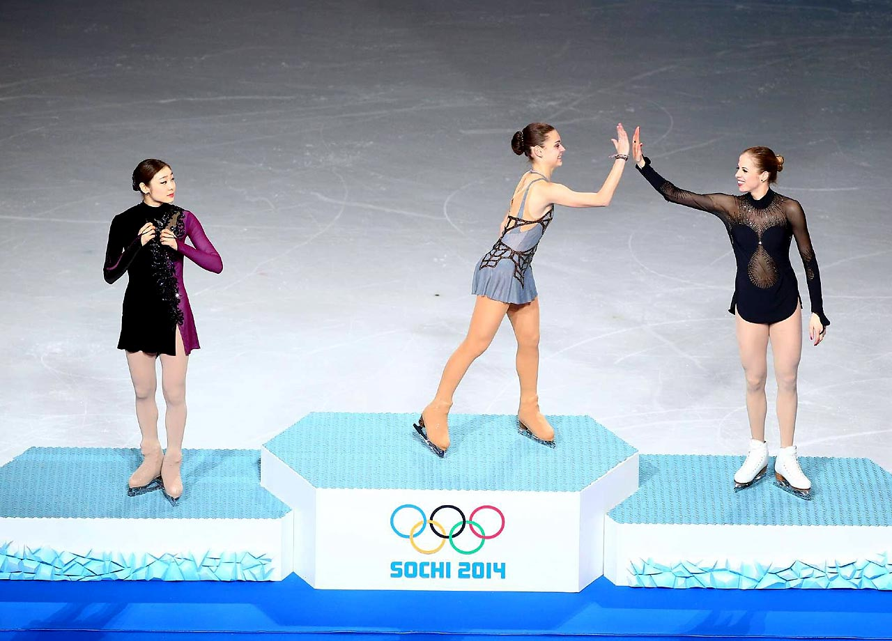 The South Korean figure skater's Olympics certainly were not a failure by any traditional definition. In the free skating competition, she executed a routine worthy of a gold medal. But the judges — wrongly in the opinion of many observers — gave the gold medal to Russia's Adelina Sotnikova. Some suspected corruption or foul-play, and a number of competitors and analysts immediately criticized the decision. Kim walked away from Sochi with a silver medal, but many felt she clearly deserved more.