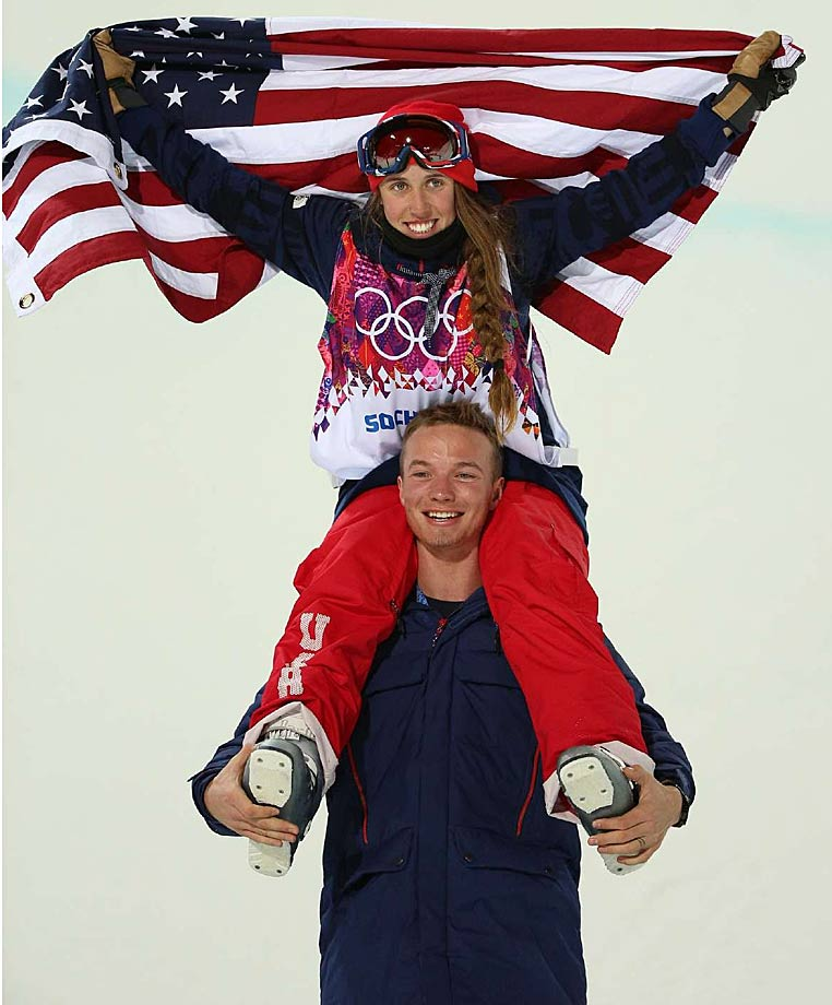 Maddie Bowman won the first-ever gold in women's Olympic halfpipe skiing.