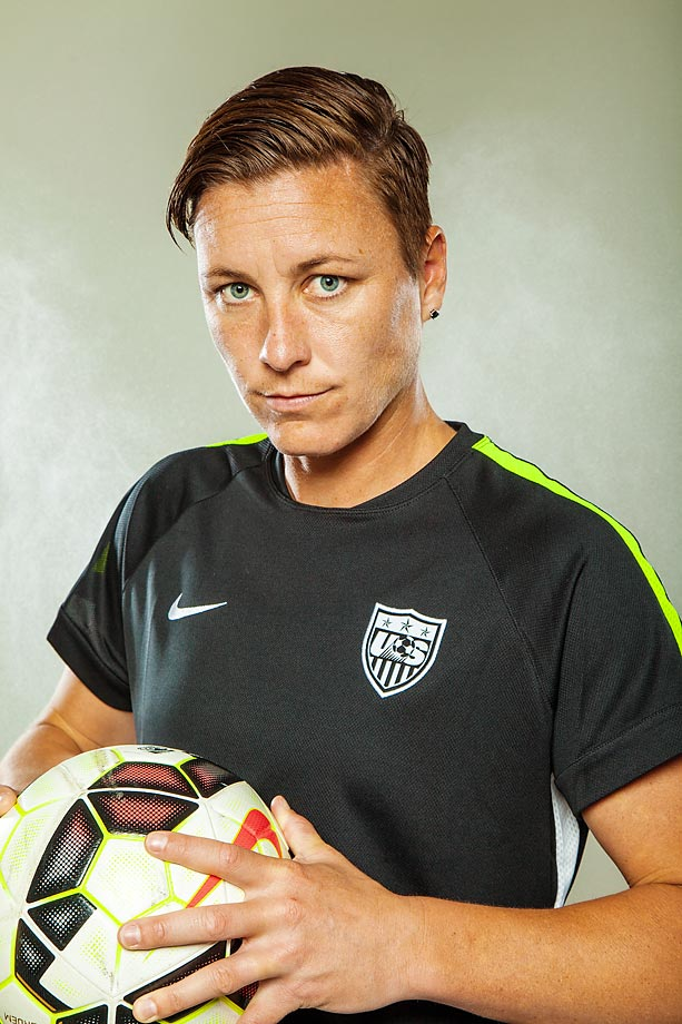 Abby Wambach Nude Photos 24