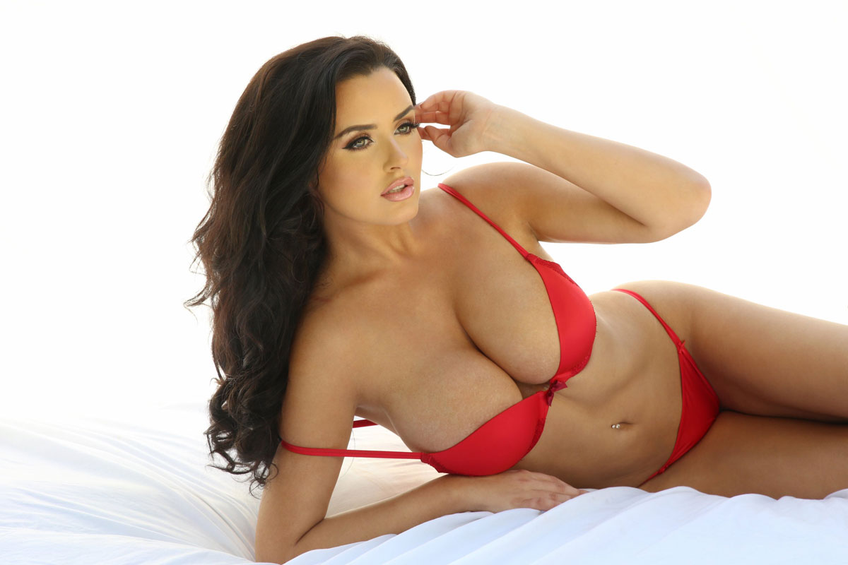"Abigail Ratchford :: Photo by Garry ""Prophecy"" Sun"