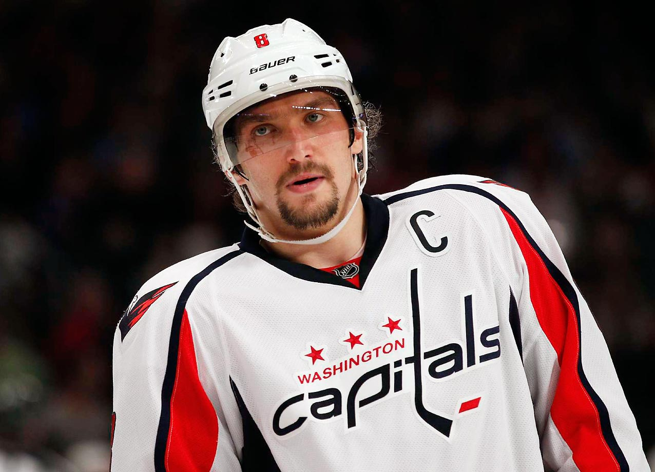 "A hit on Pittsburgh's Zbynek Michalek that the NHL deemed ""reckless"" resulted in a three-game suspension for the Capitals superstar in January 2012. The ban was Ovechkin's third in the span of three seasons for delivering dangerous, illegal blows."