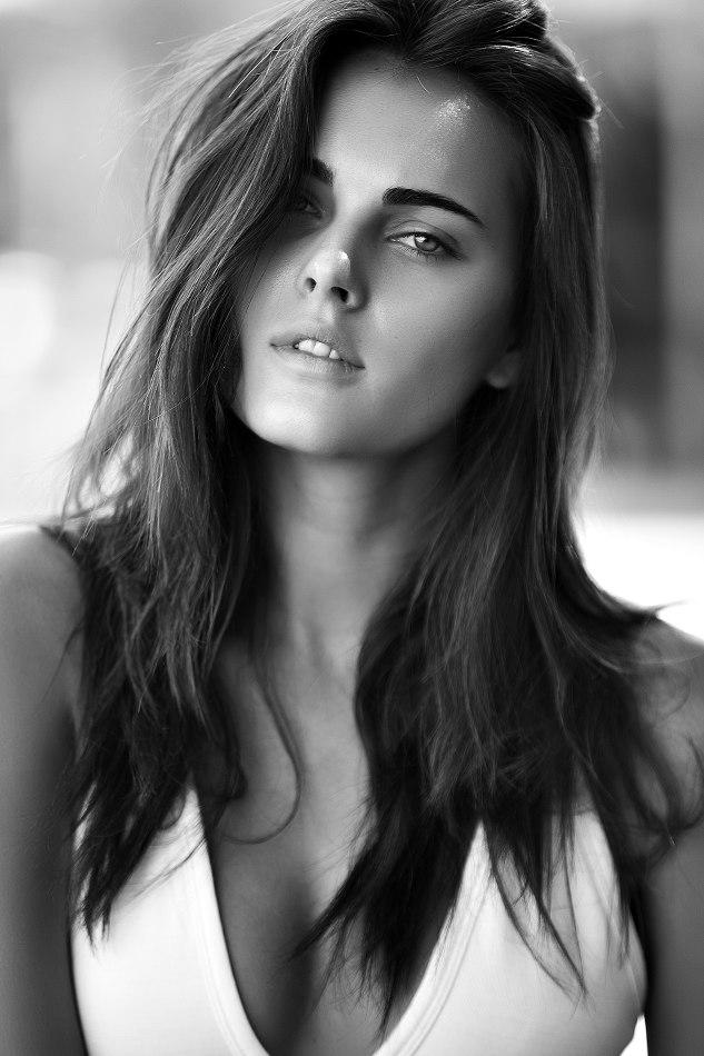 Alyssa Riley :: Courtesy of Wilhelmina Models