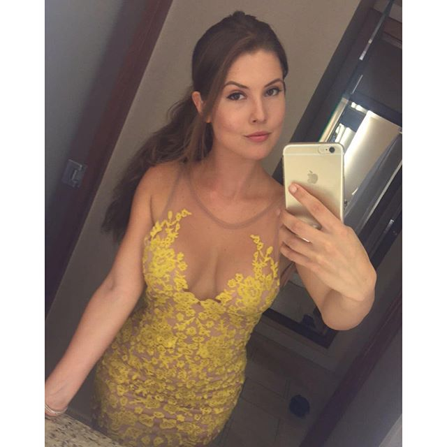 Amanda Cerny :: @amandacerny/Instagram