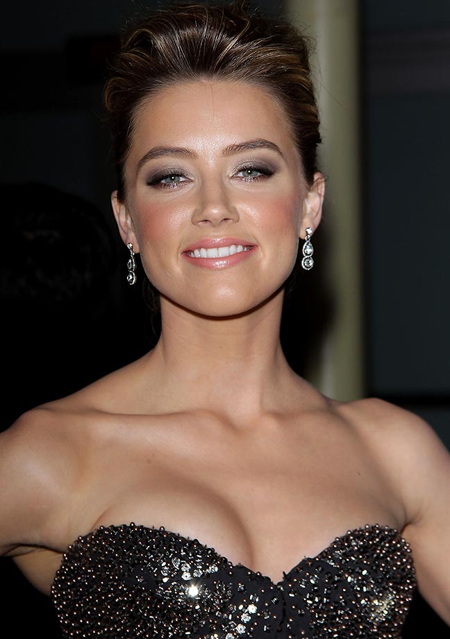 Amber Heard :: Getty Images