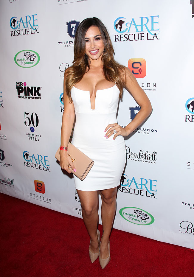 Ana Cheri :: Getty Images