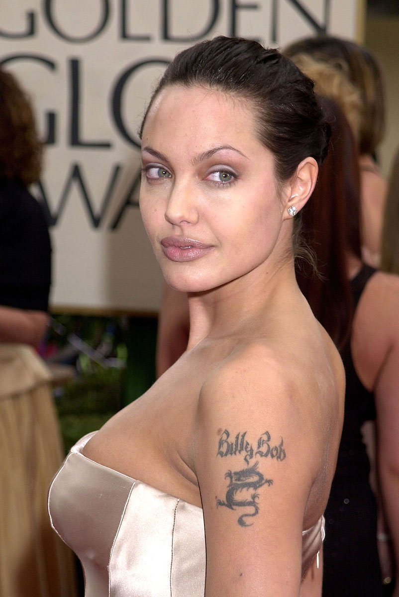 Angelina Jolie :: Getty Images
