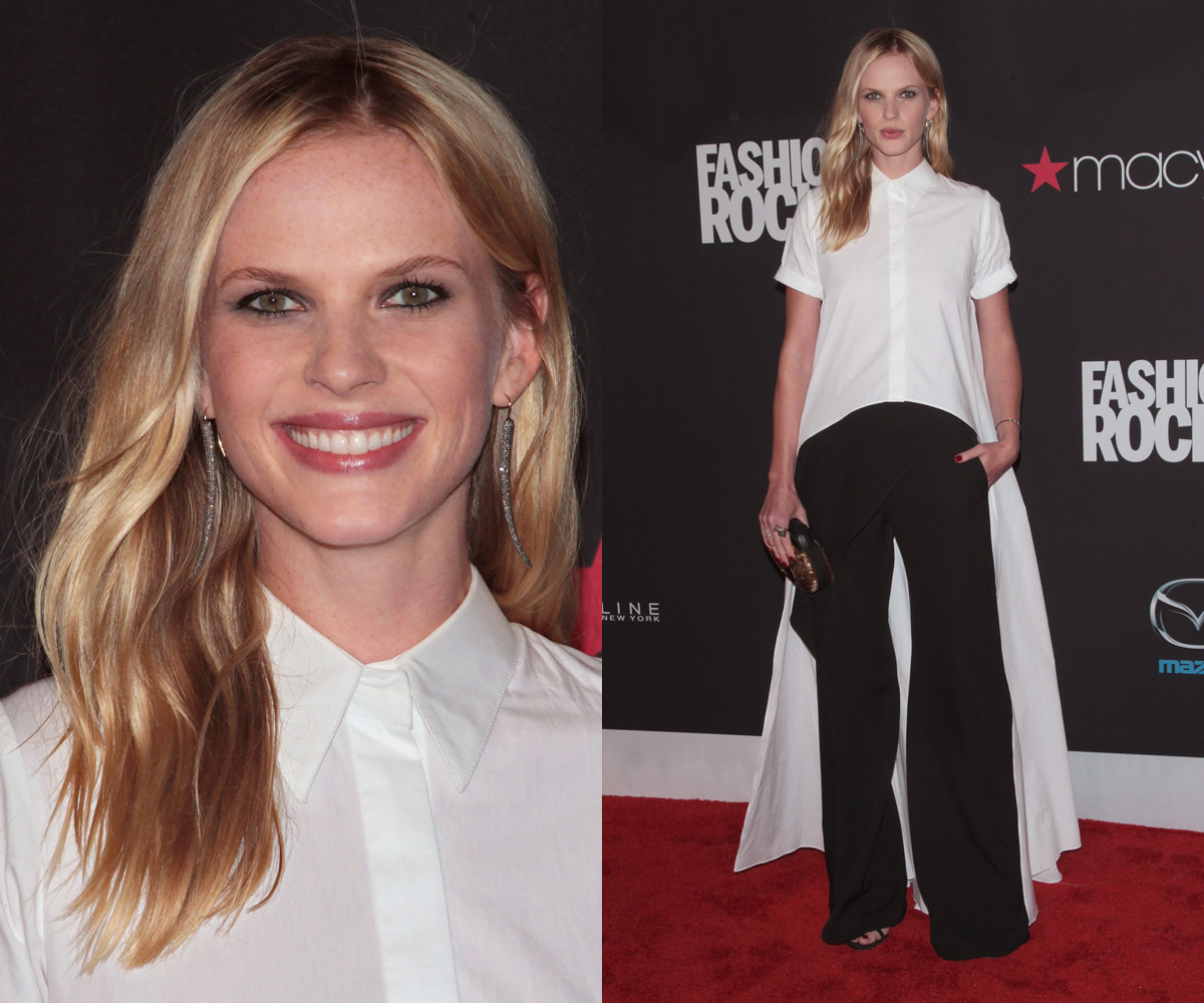 Anne V at Fashion Rocks