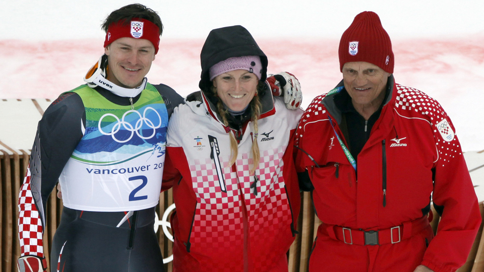 Croatian coach Ante Kostelic is the father of former overall champions Ivica and Janica.