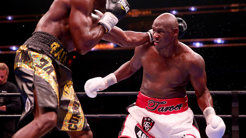 Documents show Antonio Tarver tested positive for two ...