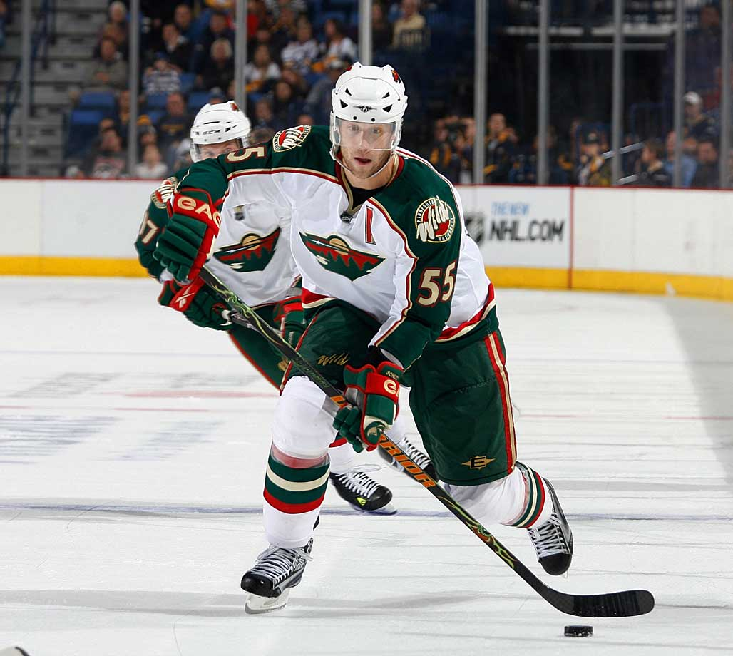 The Wild lost one of their top defenders when Schultz, unable to skate in practice due to stomach pain, needed an emergency appendectomy right before the start of Minnesota's first round playoff series vs. Colorado. He was given no timetable for his return, but he made it back for Game 6, just in time for the Wild to be eliminated.