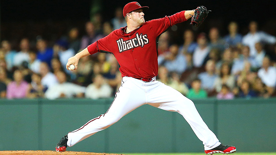 Despite a tough start to the season, Archie Bradley may still have a chance to make a difference in fantasy leagues.