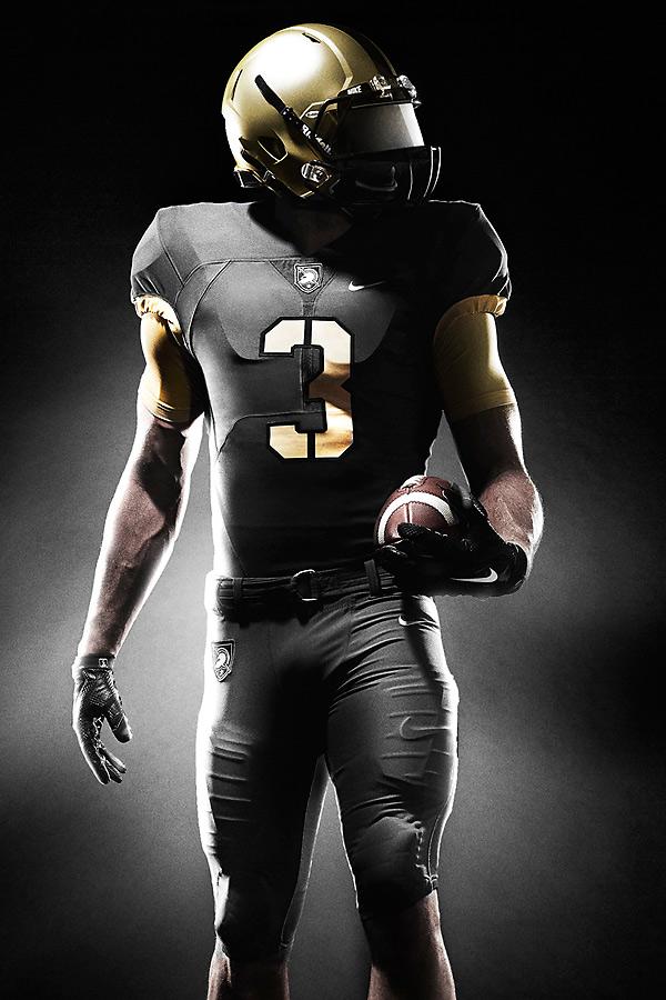 Army unveils new name, football uniforms, logo | SI.com