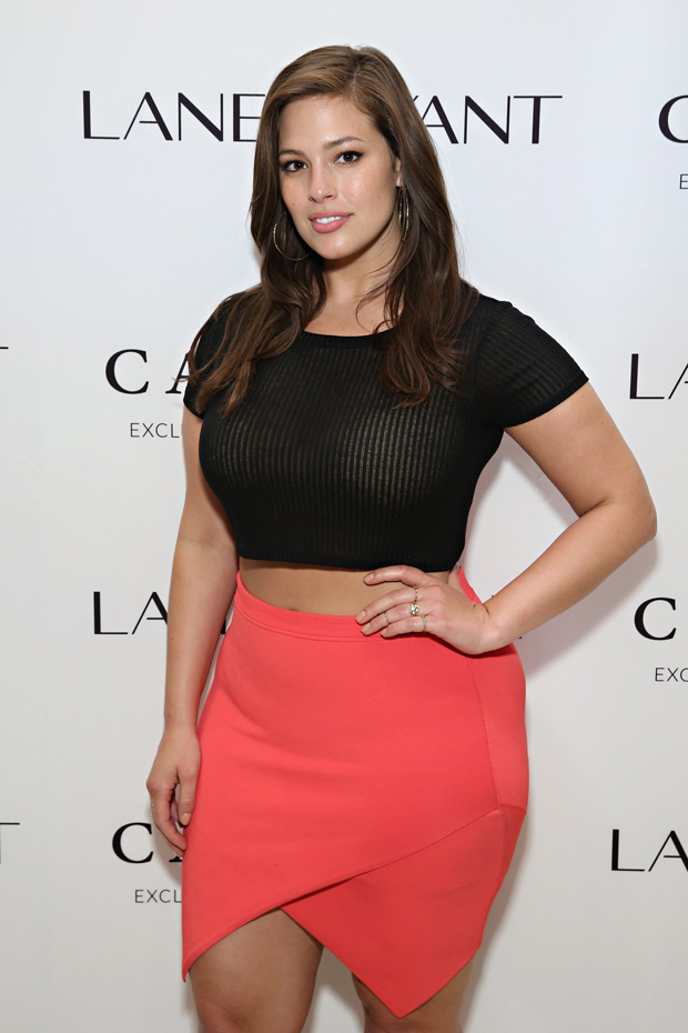 Ashley Graham :: Getty Images