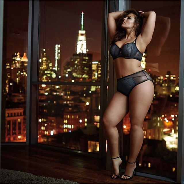 My latest lingerie collection is available NOW!!! AshleyGrahamCollections.com (online at Nordstrom in August and available in Europe VERY soon!) sizes 36-44, D-H! #iamsizesexy #beautybeyondsize