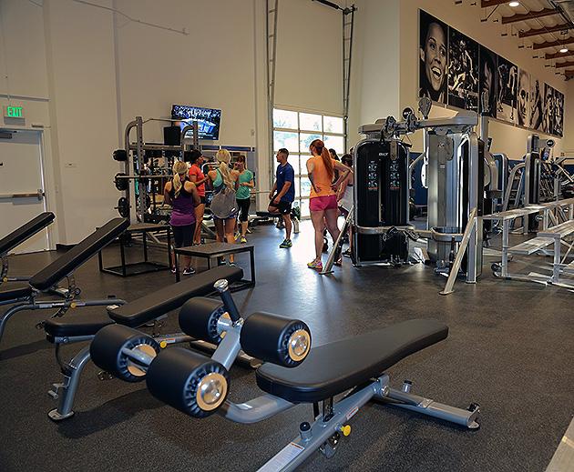 asics gym