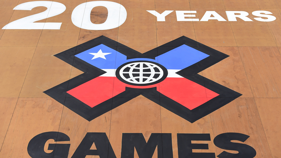 After 20 years, the X Games descend upon Austin, Texas, brining some of the top action sports athletes from around the world.