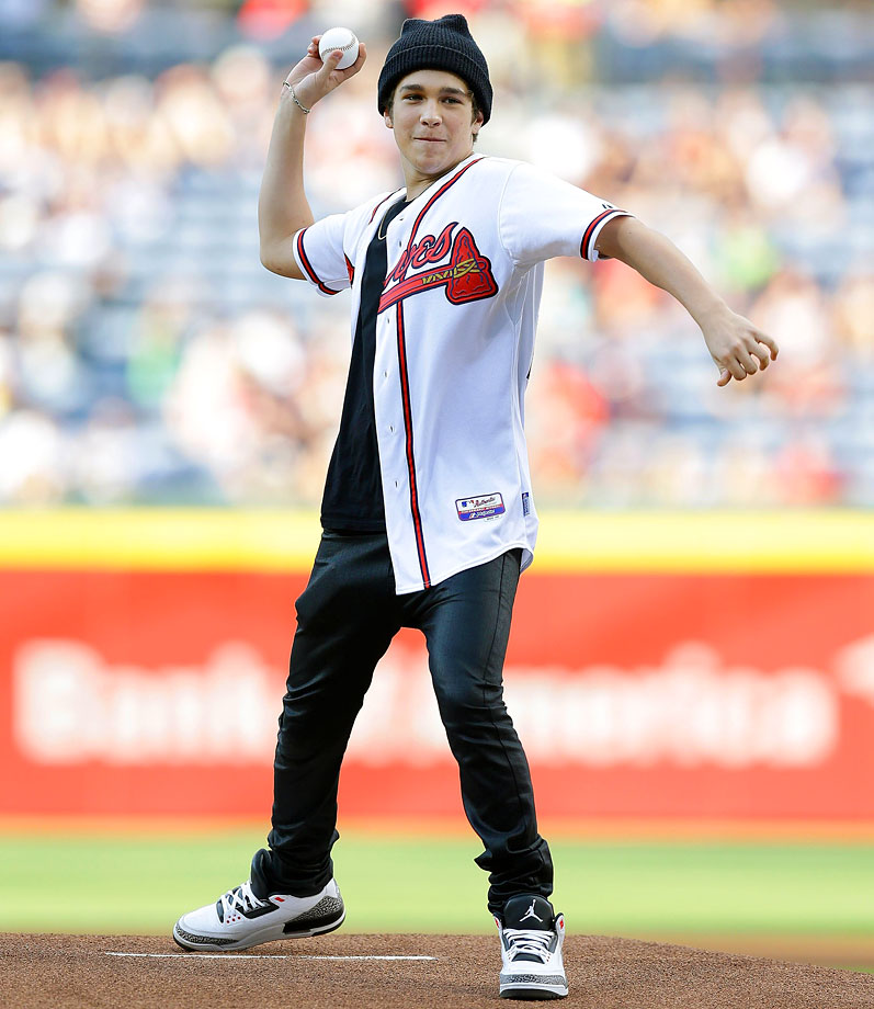 June 3 at Turner Field in Atlanta