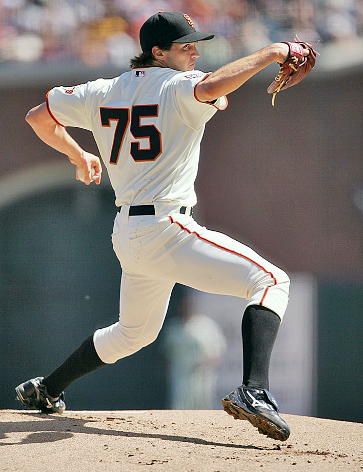 The last remaining member of Oakland's Big Three finally left for the crosstown Giants before the 2007 season by accepting the largest deal ever at the time for a pitcher. Zito went 63-80 with a 4.62 ERA through his seven seasons in San Francisco.