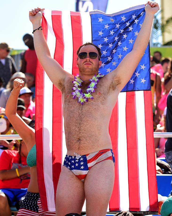 """""""USA! USA! USA! USA....."""""""