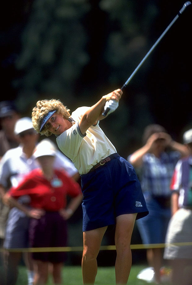 One of the best LPGA players ever, King won 34 tournaments -- including six majors -- during her professional golf career. She was also the first LPGA player to earn $6 million during her career, obtaining the title in 1998.