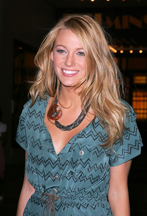 Blake Lively ::  James Devaney/WireImage