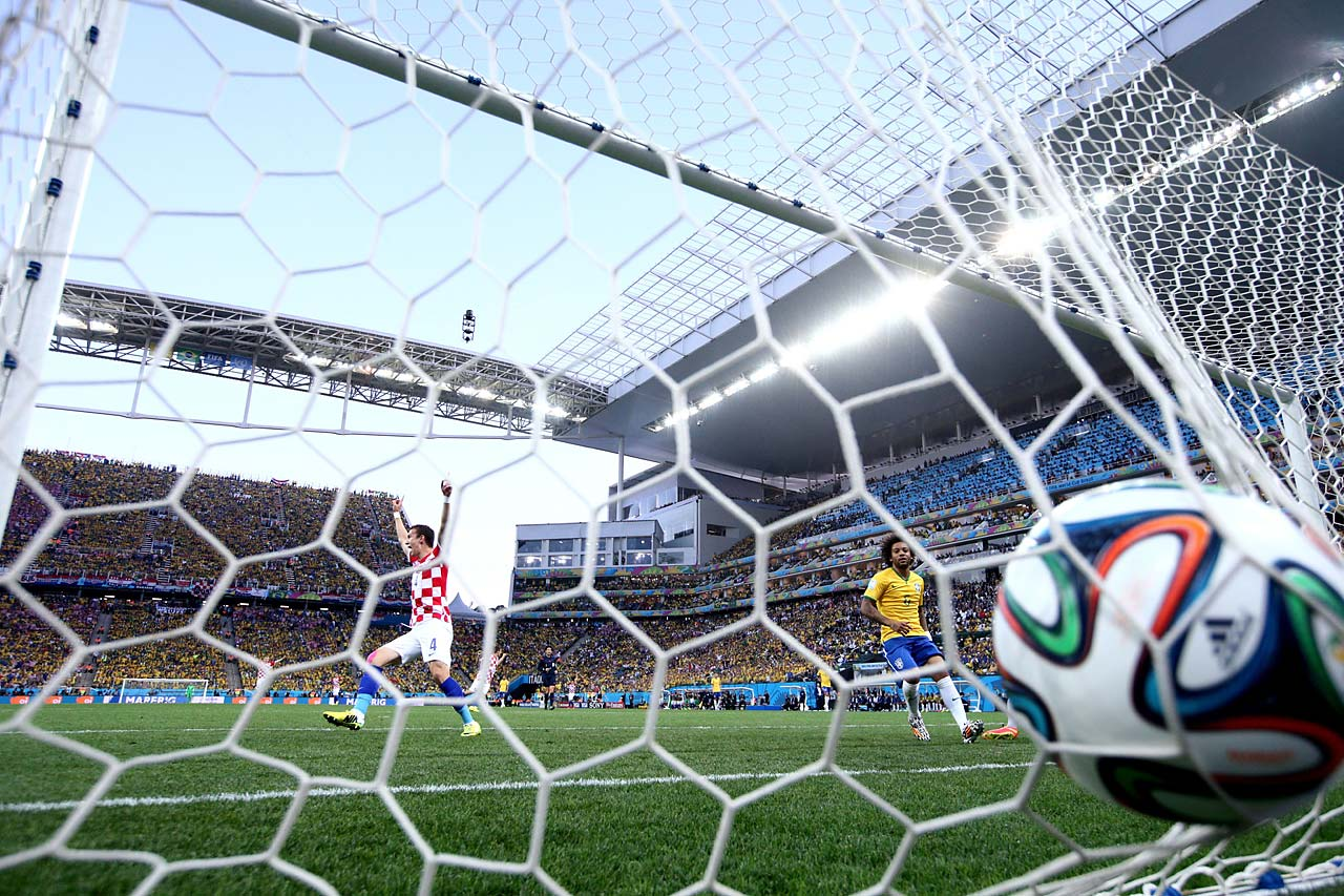 This would be Croatia's only goal of the game.