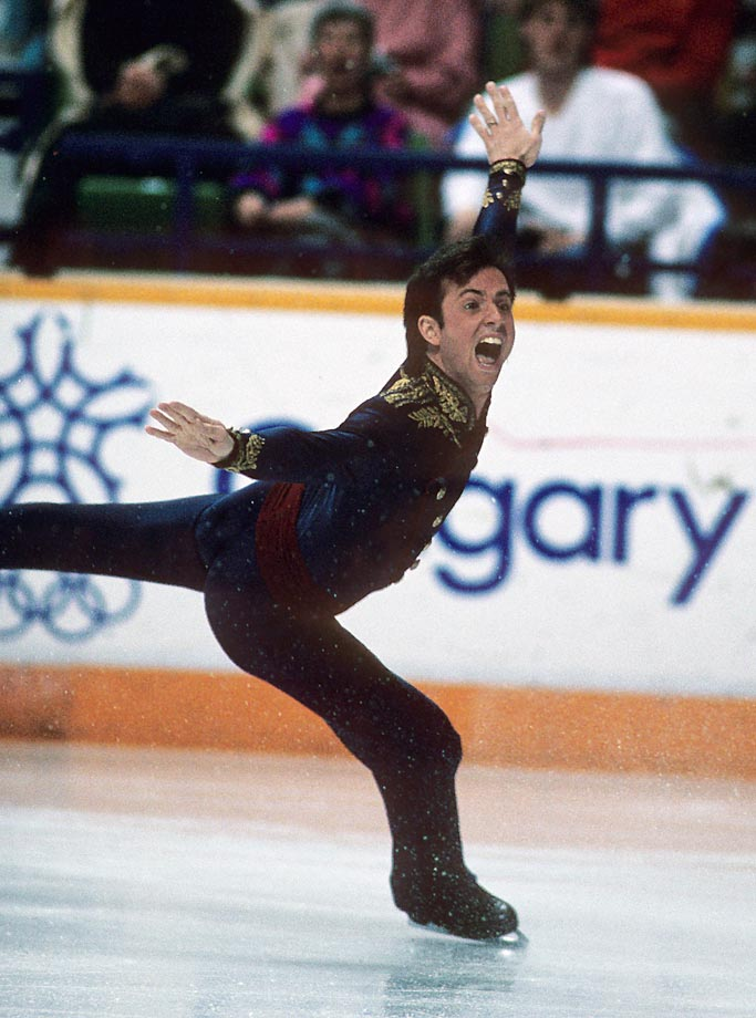 Figure skating star of the 1988 Winter Olympics, Brian Boitano won four national championships, two world titles and earned his only Olympic gold in dramatic fashion, edging out his friend and rival Brian Orser, by a single judge's vote. -- Diana Gerstacker  (SEE THE COMPLETE LIST OF 50 AT THEACTIVETIMES.COM)
