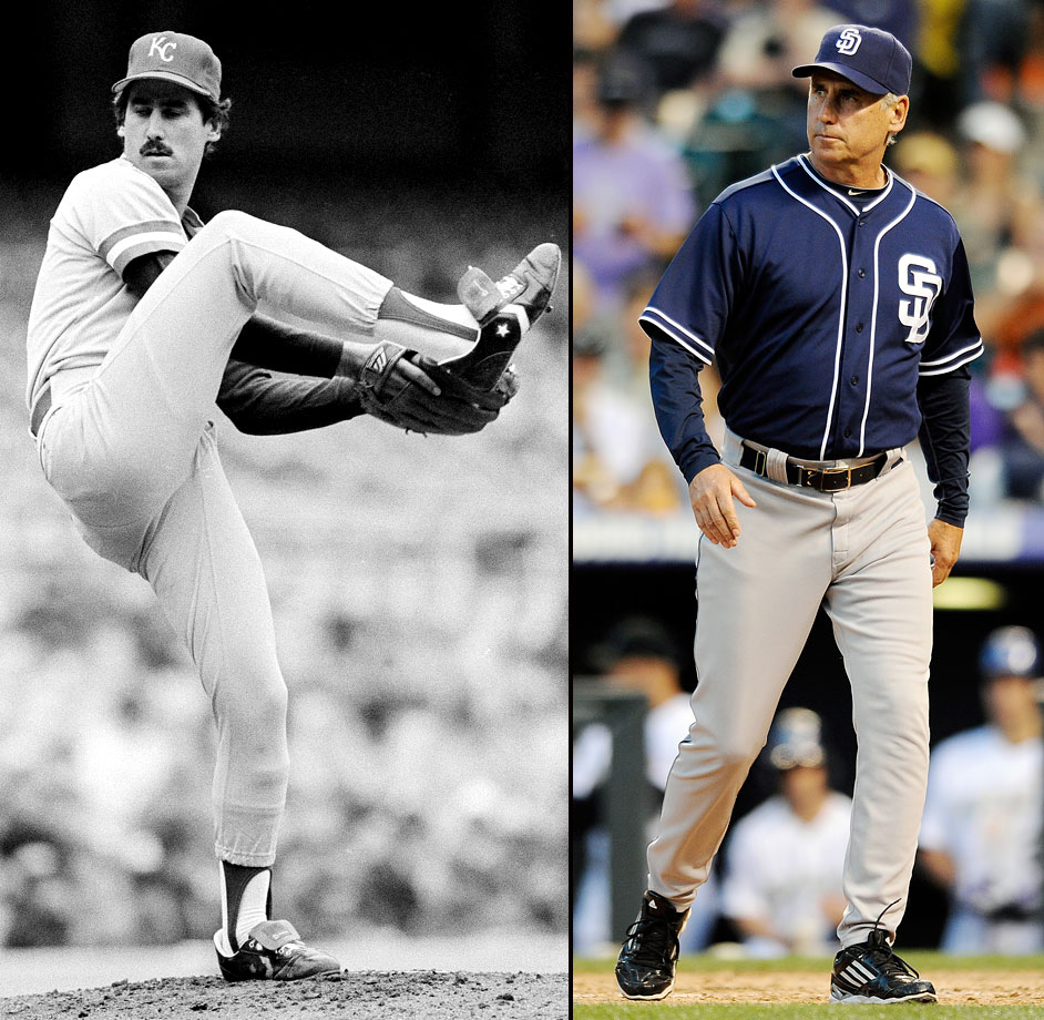 Bud Black spent 15 seasons in the big leagues, pitching for six teams, winning one World Series title (1985, Kansas City Royals) and compiling a career record of 121-116 with a 3.84 ERA. After spending seven seasons as the Los Angeles Angels pitching coach (including their World Series championship in 2002), Black got his chance to manage the San Diego Padres in 2007. He won NL Manager of the Year in 2010 after leading the Padres to a 90-72 record, though the team came up just short of the postseason.