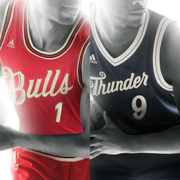 Photos: NBA Christmas jerseys, socks unveiled for 2015 | SI.com
