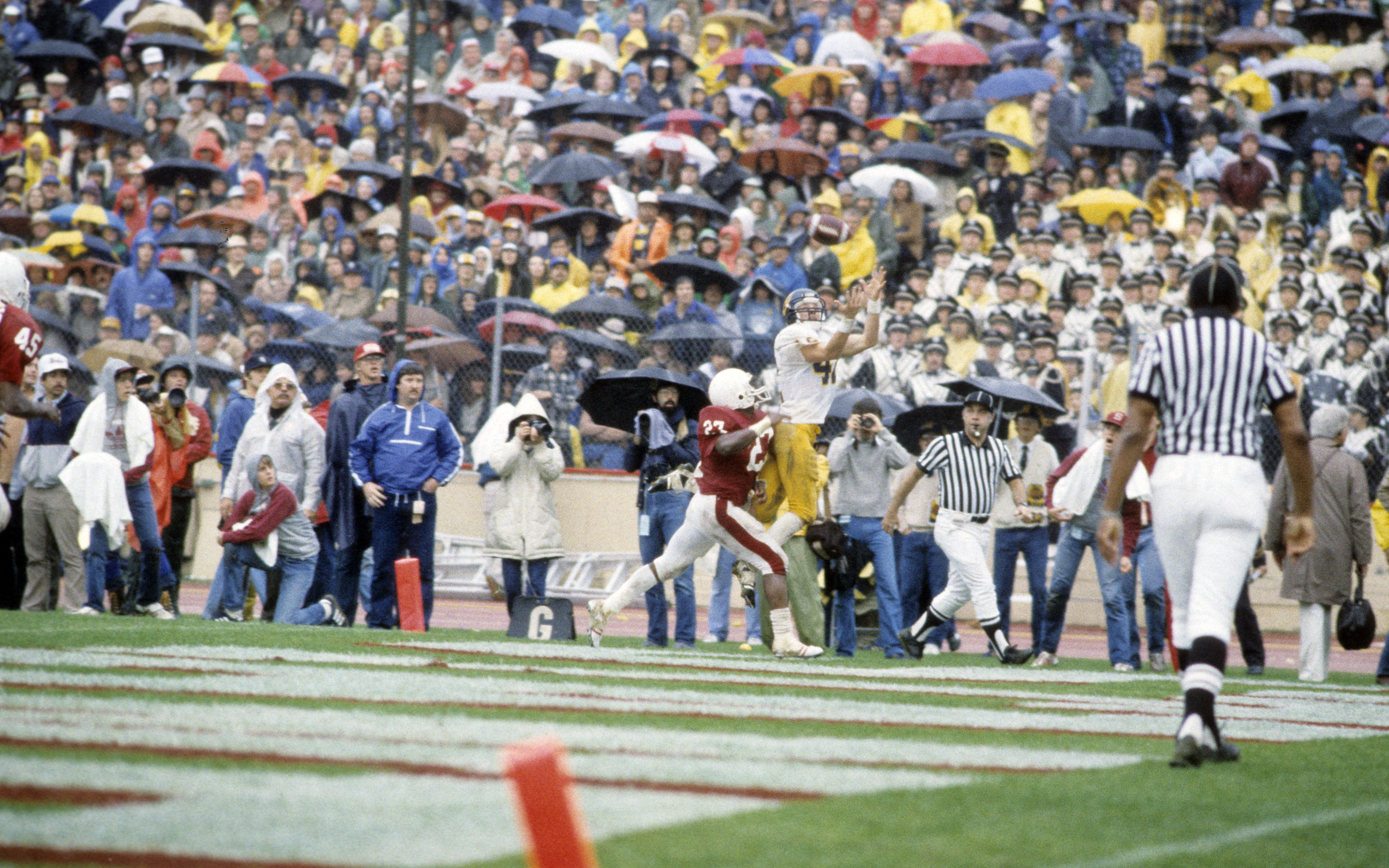 The Anatomy of a Miracle: Cal vs. Stanford 1983: The Play | Vault