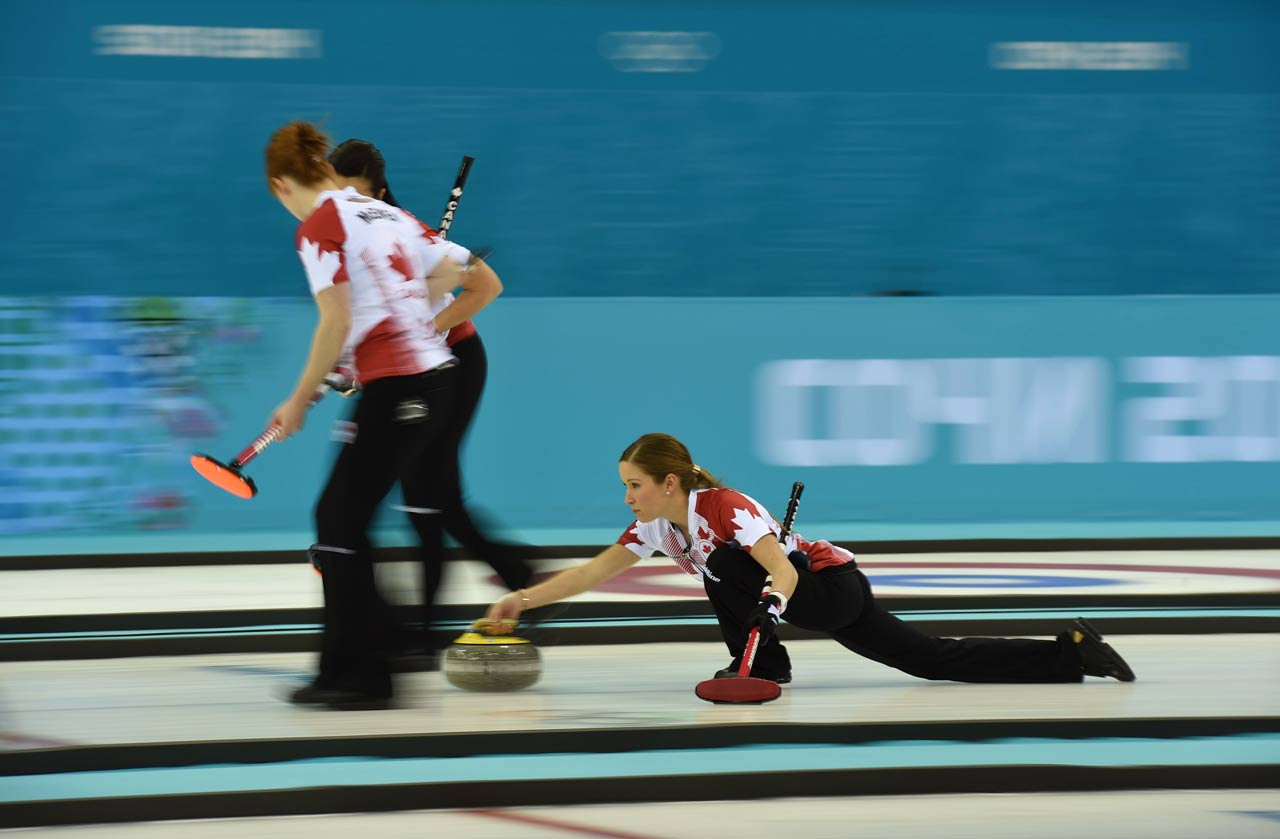 Canada beat Sweden 6-3 in the gold-medal match in women's curling.