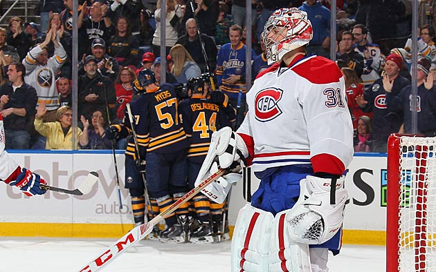 Carey Price and this once-hot Habs have hit the skids recently.