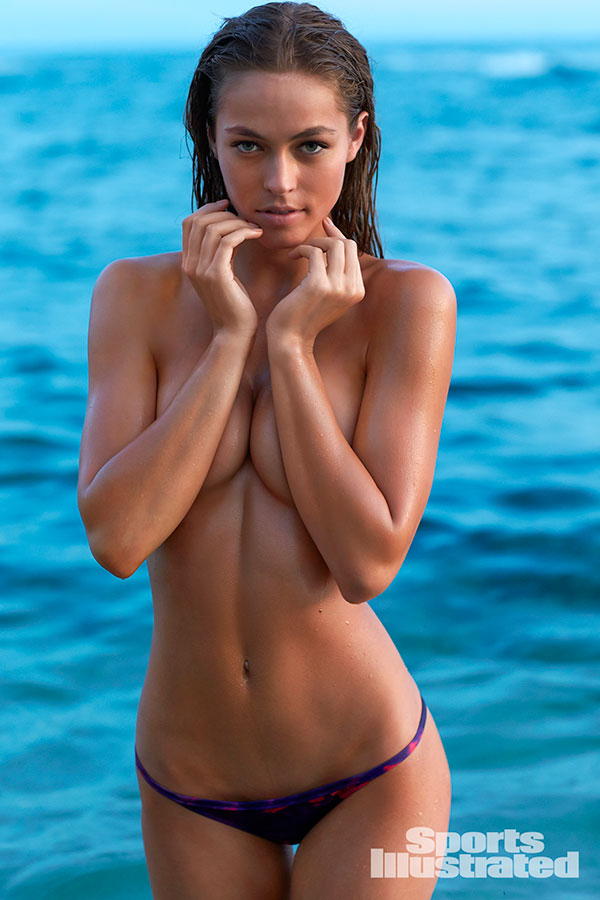 Caroline Kelly :: Justin Marquis for Sports Illustrated