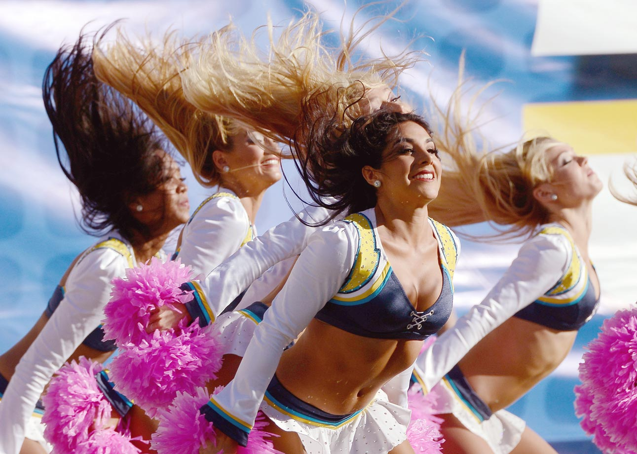 Charger Girls