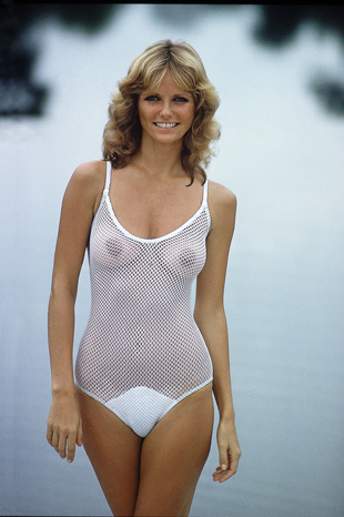 Cheryl Tiegs in Brazil, 1978