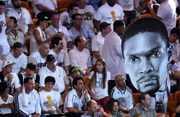 Chris Bosh :: Getty Images