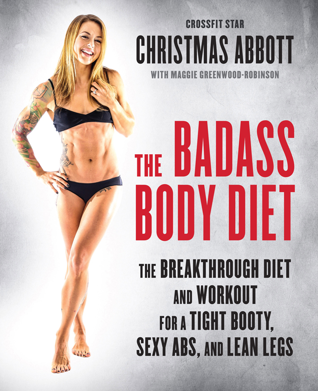From a NASCAR pit to CrossFit, Christmas Abbot totally rocks it ...